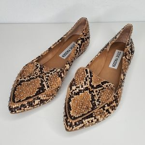 Steve Madden Feather-s Loafer Flat